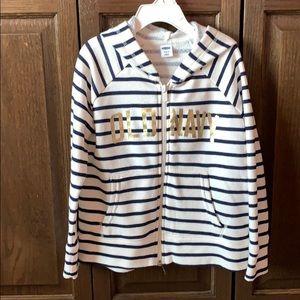 Old navy jacket size 6-7